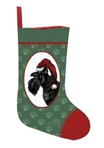 Scottish Terrier gifts: doormats, Scottie tapestry Stocking
