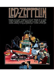 LED ZEPPELIN - THE SONG REMAINS THE SAME DVD (REMASTERED 2012 EDITION)