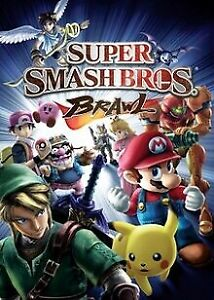 Wanted: Super smash bros brawl