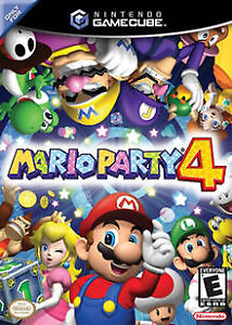 Wanted: Mario Party 4 for Gamecube