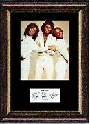 Bee Gees Signed