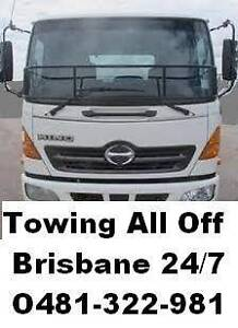 Brissy Towz Cheap Towing Service Tilt Tray Tow Truck Mount Gravatt Brisbane South East Preview