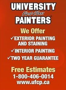 Free Estimates for all you Painting Needs Inside and Out