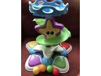 Little tikes stand and play star fish