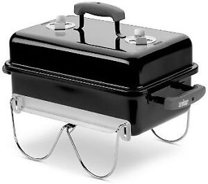 BBQ Weber Go- Anywhere charcoal grill