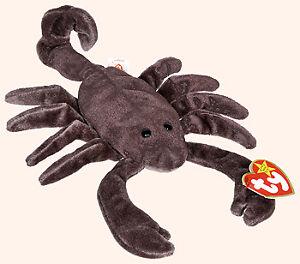 Stinger the scorpion Ty Beanie Baby stuffed animal Kitchener / Waterloo Kitchener Area image 1