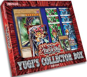YUGIOH YUGI'S COLLECTION Box