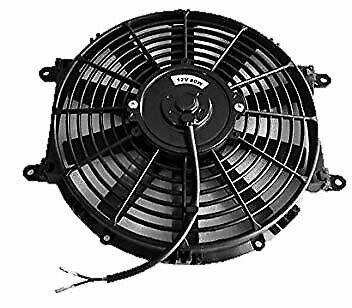 Easy to Install Solar Fan 12 Volt DC w/ Powerful 80 Watt Motor Keeps House Cool