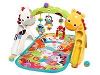 Fisher Price Newborn to Toddler Play Gym - £20.00