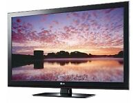 42 INCH LG HD TV WITH BUILT IN FREEVIEW **DELIVERY IS POSSIBLE**