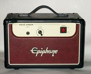 Tete epiphone valve junior 5 watts lampes.  Saguenay Saguenay-Lac-Saint-Jean image 1