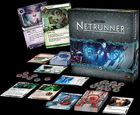 Android: Netrunner (the base game)