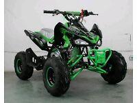 125cc .... lifan quads auto