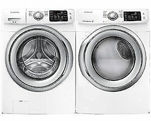 SAMSUNG FRONT LOAD WASHER & DRYER BLOWOUT!!!