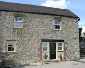PEAK DISTRICT PUB- self-catering holiday cottage- Middleton nr Wirksworth - Sleeps upto 8 - Dogs OK