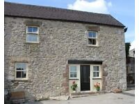 PEAK DISTRICT PUB- self-catering holiday cottage- Middleton nr Wirksworth - Sleeps upto 8 -Dogs OK