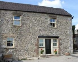 PEAK DISTRICT Self-Catering Holiday Cottage -Sleeps 8 - AUGUST SCHOOL HOLIDAYS-Wirksworth / Matlock