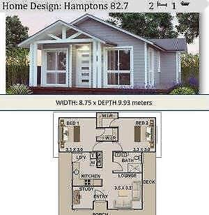 Granny flat Construction Plans-Drafting Service