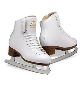 Jackson Girls Artiste Figure Skates (Size 13B)