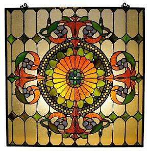 Antique Stained Gl Windows