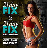 Beachbody 21 Day Fix (& Extreme) Challenge Pack SALE ENDS SOON
