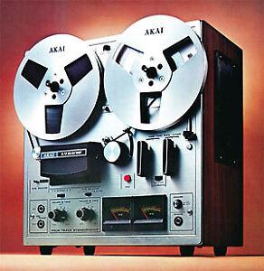 Volume control for Akai reel to reel Model 1722W