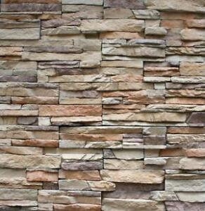 Stone veneer ebay for Stone veneer house pictures