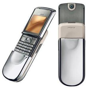 Mj nokia 8800 arte gold diamond.