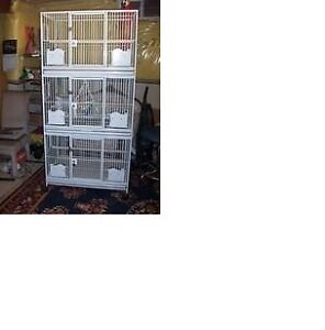 Heavy Duty Stacking Cages