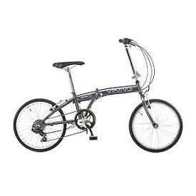 Pukka Foldup bicycle