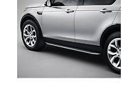 L550 Land Rover Discovery Sport Accessory Fixed Side Steps