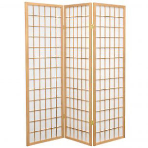 6ft.Tall Window Pane Shoji Screen (room divider ) Downtown-West End Greater Vancouver Area image 2