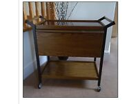 Hostess trolley in excellent working order