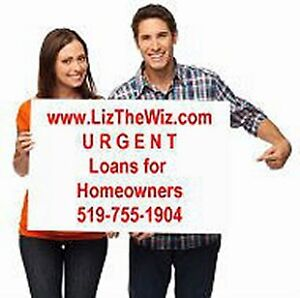Need cash fast?  Own your home? I can help, call Liz today