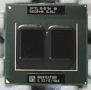 Intel Core 2 Extreme QX9300 Mobile SLB5J 2.53GHzProcessor -CPU