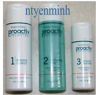 PROACTIV Proactive Solution 3 Pc Kit 60 Day NEW FORMULA on Rummage