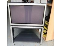 TV in working order free..