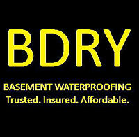 Basement and Crawlspace Waterproofing