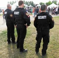 SECURITY GUARDS $20 / HR - F/T and P/T Event Security Guards