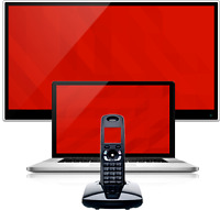 SPECIAL PROMOTION -- HIGH SPEED  INTERNET & TV & HOMEPHONE