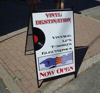 OUR BINS ARE STUFFED!!!  Vinyl Destination