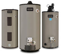 Hot Water Heater rental. NO COST TO INSTALL