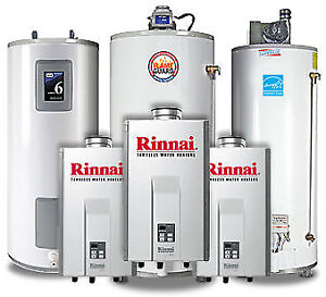 Hot Water Heater Free Rental Upgrade - Rent to Own - Same Day