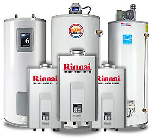 Free Upgrade Rental Hot Water Heater.- CALL NOW >>