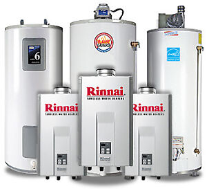 Rental Hot Water Heater Upgrade - Call Today - $0 - Same Day