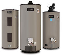 FREE UPGRADE Hot Water Heater Gas Electric Tankless Best Rates