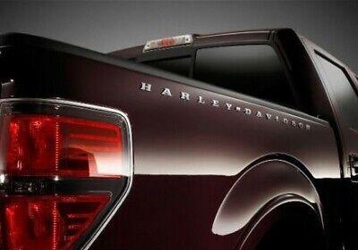 NEW OEM Ford Harley Davidson Bedside Lettering Decal BL3Z-8442528-A F-150 11-12