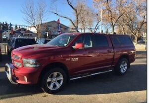 Dodge Ram 1500 sport canopy for sale