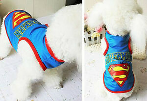 New- Still Sealed- XL Superman Pet Costume/Sweater Sarnia Sarnia Area image 1