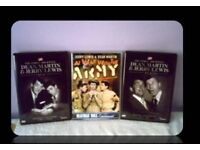 DEAN MARTIN & JERRY LEWIS DVDS - (3 discs) - FOR SALE